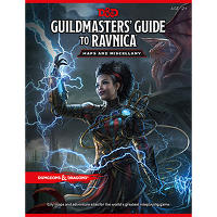 Dungeons & Dragons RPG - Guildmasters' Guide to Ravnica - Maps & Miscellany