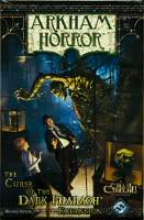 Arkham Horror - Curse of the Dark Pharaoh expansion - revised edition