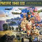Axis & Allies Pacific 1940 Second Edition