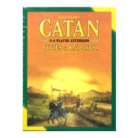 Catan Cities & Knights 5th edition 5-6 player extension