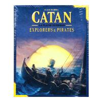 Catan Explorers & Pirates 5th edition 5-6 player extension