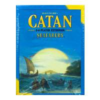 Catan Seafarers 5th edition 5-6 player extension