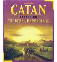 Catan Traders & Barbarians 5th edition