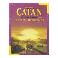 Catan Traders & Barbarians 4th edition 5th edition 5-6 player extension