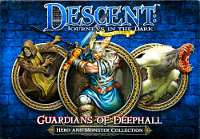 Descent - Guardians of Deephall expansion