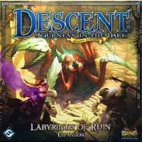 Descent - Labyrinth of Ruin expansion