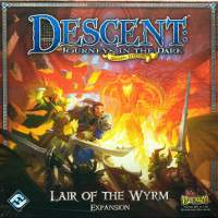 Descent - Lair of the Wyrm expansion