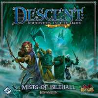Descent - Mists of Bilehall expansion