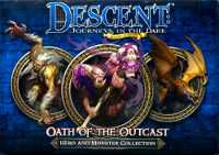 Descent - Oath of the Outcast expansion
