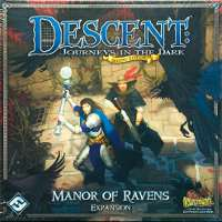 Descent - Manor of Ravens expansion