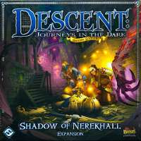 Descent - Shadow of Nerekhall expansion