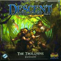 Descent - The Trollfens expansion