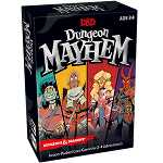 DnD Dungeon Mayhem Card Game