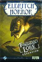 Eldritch Horror expansion Forsaken Lore