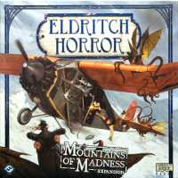 Eldritch Horror expansion Mountains of Madness