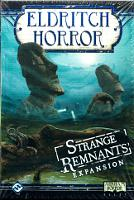 Eldritch Horror expansion Strange Remnants