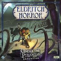 Eldritch Horror expansion Under the Pyramids