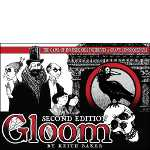 Gloom Card Game second edition