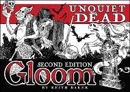 Gloom - Unquiet Dead expansion