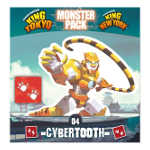 King of Tokyo Monster Pack 4 Cybertooth