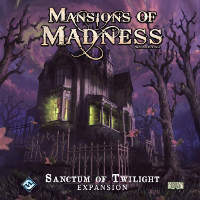 Mansions of Madness 2nd edition Sanctum of Twilight expansion