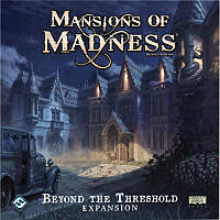 Mansions of Madness 2nd edition Beyond the Threshold expansion