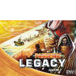 Pandemic Legacy 2 Yellow