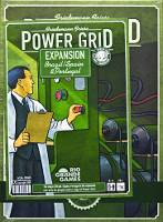 Power Grid - Brazil/Spain & Portugal expansion