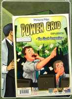 Power Grid - The Stock Companies expansion