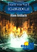 Race for the Galaxy - Alien Artifacts expansion