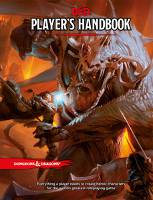 Dungeons & Dragons RPG Player's Handbook