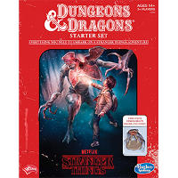 Dungeons & Dragons RPG Stranger Things Starter Set