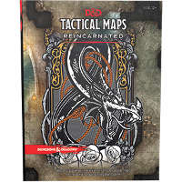 Dungeons & Dragons RPG - Tactical Maps Reincarnated