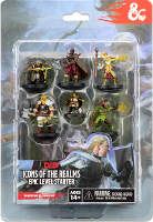 Dungeons & Dragons RPG - Icons of the Realm minis