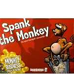 Spank the Monkey kortspel - box med Monkey Business expansionen