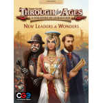 Through the Ages expansion - New Leaders & Wonders