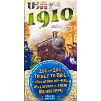 Ticket to Ride - 1910 expansion