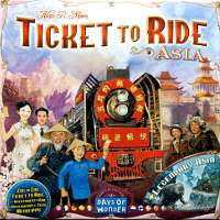 Ticket to Ride - Map Collection Volume 1 - Asia