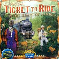 Ticket to Ride - Map Collection volume 3 - Heart of Africa