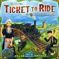 Ticket to Ride - Map Collection Volume 4 Nederland