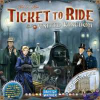 Ticket to Ride - Map Collection Volume 5 United Kingdom