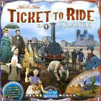 Ticket to Ride - Map Collection Volume 6 France