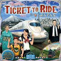 Ticket to Ride - Map Collection Volume 7 Japan