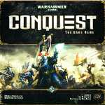 Warhammer 40k Conquest - the card game