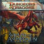 Wrath of Ashardalon - Dungeons & Dragons Board Game