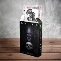 Alien playing cards – 40th Anniversary Edition (Fanattik)