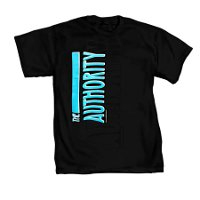 The Authority Comic Book Logo T-shirt